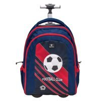 Рюкзак на колесах Belmil Easy Go Football Club Red