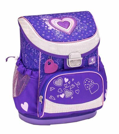 Ранец Belmil Mini-Fit 405-33/9 Love Purple