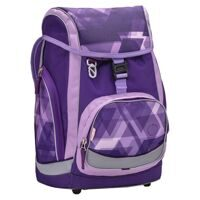 Рюкзак Belmil Comfy Pack Simply in Purple + 3 стикера