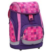 Рюкзак Belmil Comfy Pack Pink & Purple Harmony + 3 стикера
