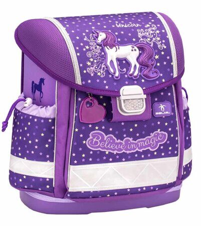 Ранец Belmil Classy 403-13/O/9 Believe In Magic Purple